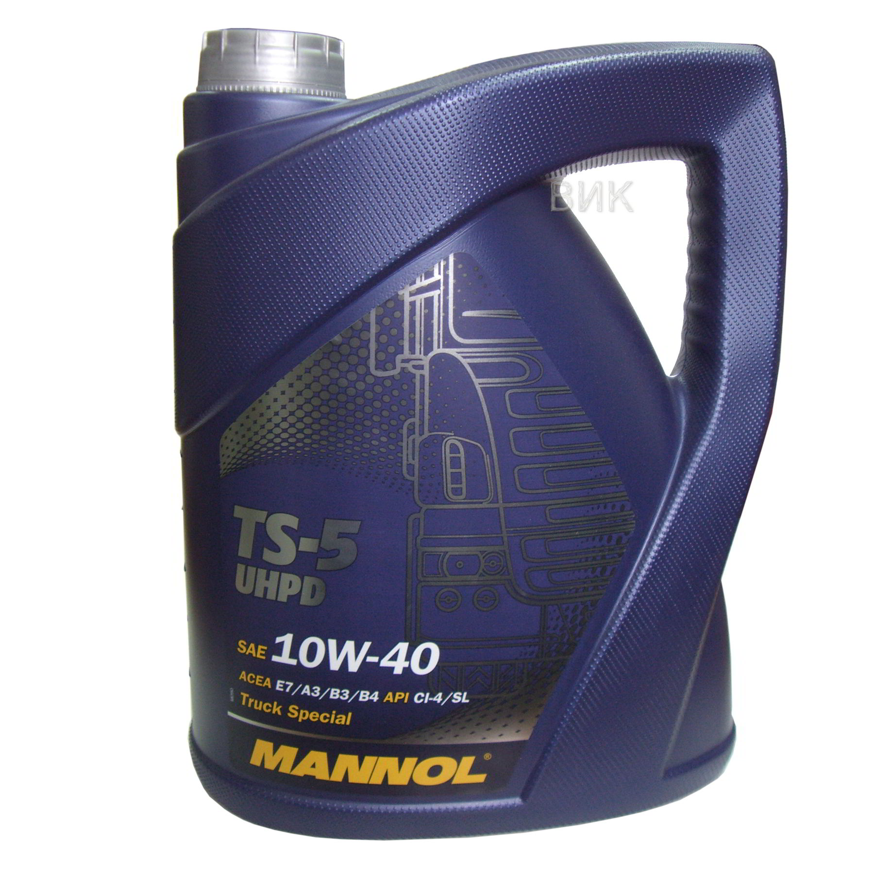 Моторное масло MANNOL TS-5 10w40 UHPD 5л