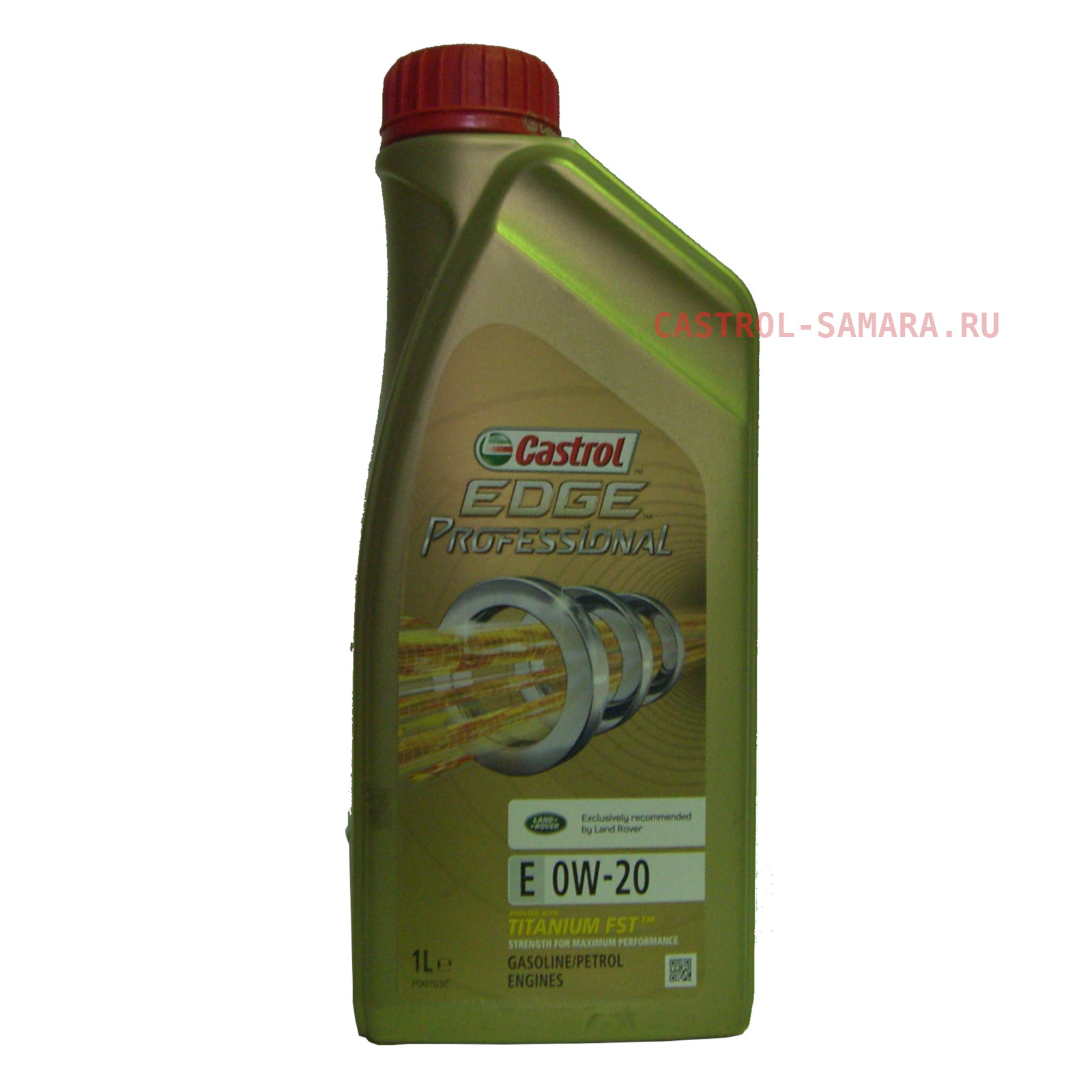 Моторное масло Castrol EDGE Professional Titanium FST E 0W-20 1л. (Land Rover)